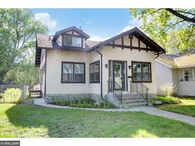 Minneapolis Single Family Home For Sale: 5115 Zenith Avenue S