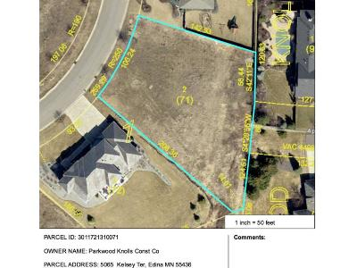 Edina MN Residential Lots & Land For Sale: $529,000