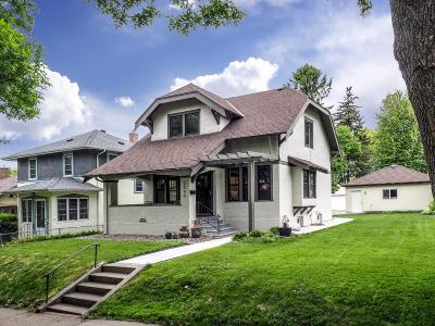 Saint Paul Single Family Home Contingent: 2049 James Avenue