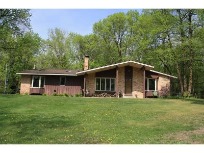 Saint Francis Single Family Home For Sale: 3725 River Drive NW