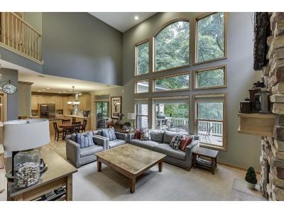 Shorewood Single Family Home For Sale: 6045 Chaska Road