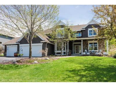 Chanhassen Single Family Home For Sale: 7227 Lodgepole Point