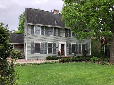 Edina MN Single Family Home For Sale: $835,000