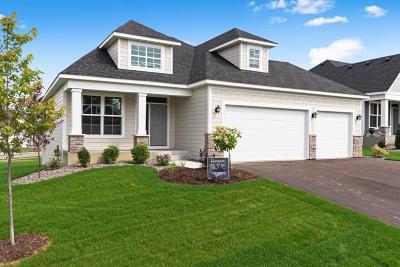Plymouth Condo/Townhouse For Sale: 4610 Alvarado Lane