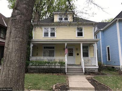Saint Paul Single Family Home For Sale: 812 Osceola Avenue