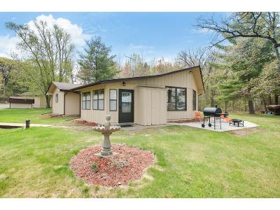 Isanti Single Family Home For Sale: 28118 Lakewood Drive NW