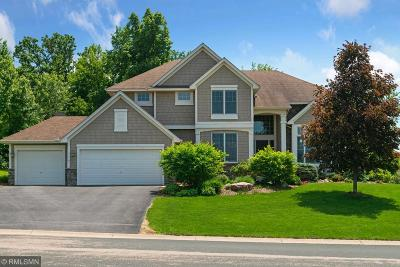 Chanhassen Single Family Home For Sale: 7670 Vasserman Trail