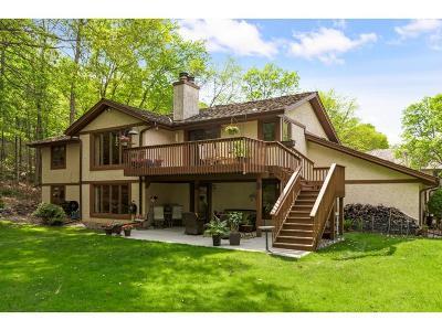 Edina MN Single Family Home For Sale: $614,900