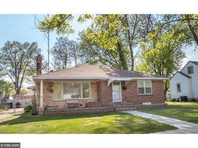 Saint Cloud Single Family Home For Sale: 1015 10th Avenue N