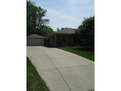 Bloomington MN Single Family Home For Sale: $250,000