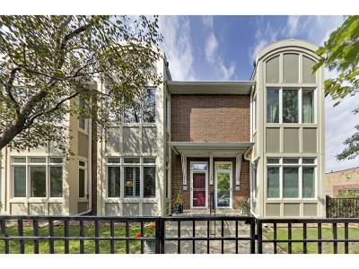 Minneapolis Condo/Townhouse For Sale: 227 Bank Street SE