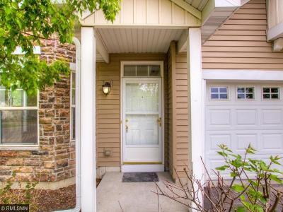 New Hope Condo/Townhouse For Sale: 5658 Winnetka Avenue N