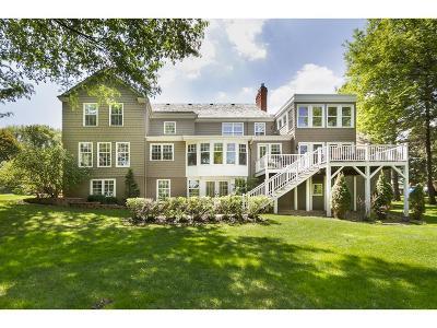 Edina MN Single Family Home For Sale: $1,450,000