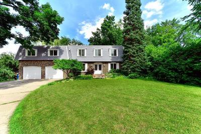Minnetonka Single Family Home For Sale: 15919 Woodgate Road N