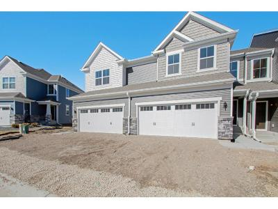Maple Grove Condo/Townhouse For Sale: 11486 81st Place N