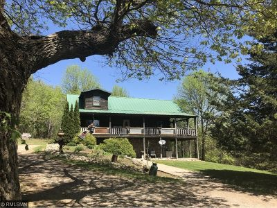 Meeker County Single Family Home For Sale: 69560 Us Highway 12