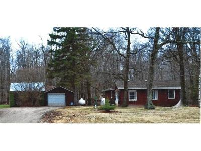 Deerwood Single Family Home For Sale: 26069 State Highway 18