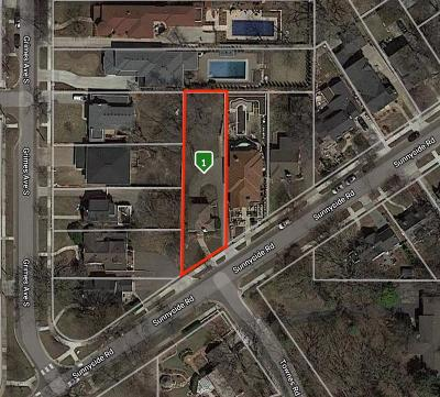 Edina MN Residential Lots & Land For Sale: $555,000