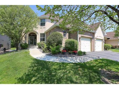 Eden Prairie Single Family Home For Sale: 18764 Farmstead Circle