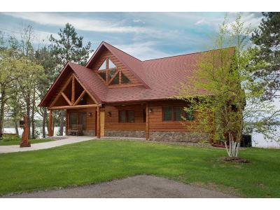 Pequot Lakes Single Family Home For Sale: 4751 County Road 145