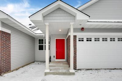 Saint Michael Condo/Townhouse For Sale: 11082 16th Street NE
