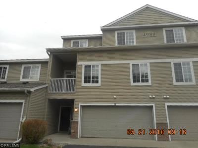 Plymouth Condo/Townhouse For Sale: 4980 Garland Court N #B