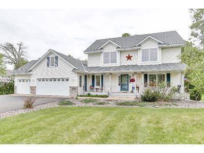 North Branch Single Family Home For Sale: 38154 Fieldstone Drive