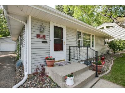 Saint Paul Single Family Home For Sale: 1229 Maywood Street N