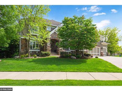 Eden Prairie Single Family Home For Sale: 10606 Sonoma Ridge