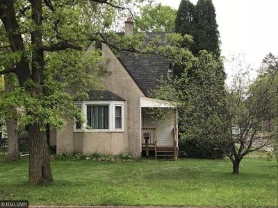 Single Family Home For Sale: 315 Lindbergh Drive NW