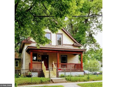 Minneapolis Single Family Home For Sale: 723 30th Avenue N