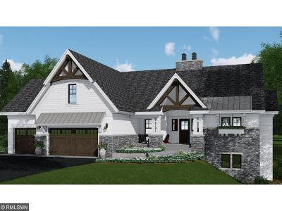 Orono MN Single Family Home For Sale: $1,999,000