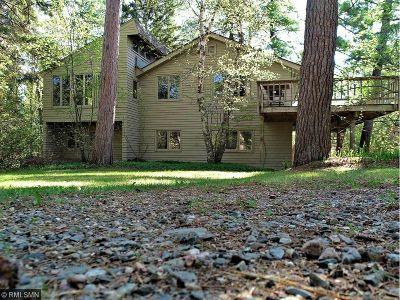 Koochiching County, Saint Louis County, St. Louis County , St. Louis County Single Family Home For Sale: 3541 County Road 130