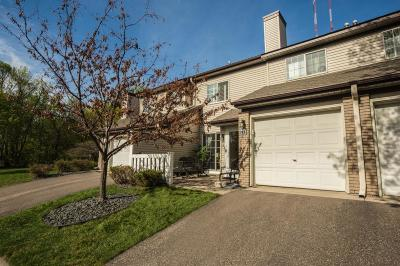 Shoreview Condo/Townhouse Contingent: 773 Crystal Avenue #128