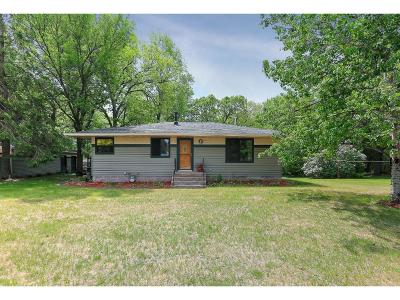 East Bethel Single Family Home For Sale: 3304 Viking Boulevard NE