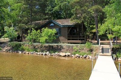 Pequot Lakes Single Family Home For Sale: 34740 Kimble Shores Drive