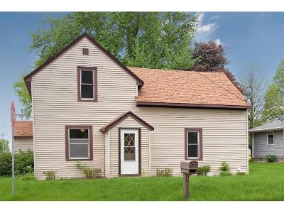 New Germany Single Family Home For Sale: 180 Adams Avenue N