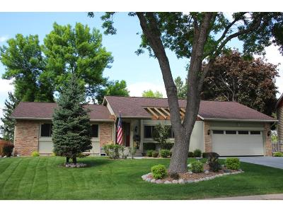 Maple Grove Single Family Home For Sale: 6648 Jonquil Way