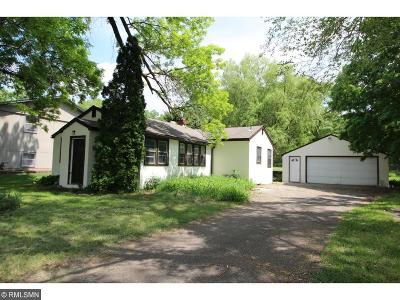 Inver Grove Heights Single Family Home Contingent: 6472 Dawn Avenue
