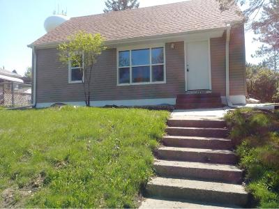 Columbia Heights Single Family Home For Sale: 4645 Upland Crest NE