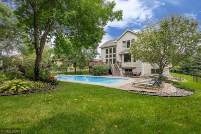 Chanhassen Single Family Home For Sale: 4180 Lakeridge Road
