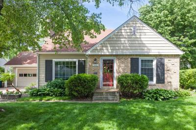 Edina Single Family Home Contingent: 5720 Chowen Avenue S