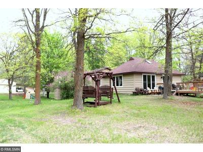 Breezy Point, Crosslake Single Family Home For Sale: 33203 Willwood Lane