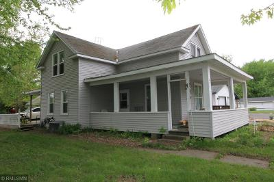 Rush City Single Family Home For Sale: 420 W 5th Street