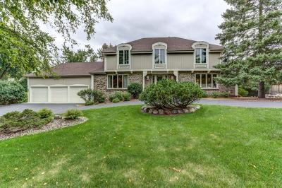 Edina Single Family Home For Sale: 5708 Deville Drive