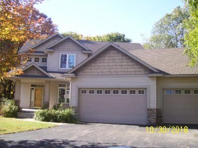 Elk River Single Family Home For Sale: 22312 Watson Circle NW