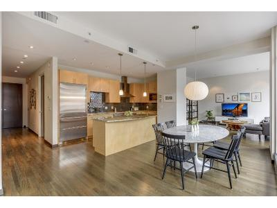Condo/Townhouse For Sale: 201 S 11th Street #530