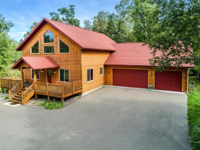 Pequot Lakes Single Family Home For Sale: 33242 Clear Blue Avenue
