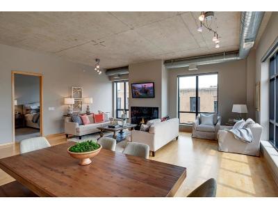 Minneapolis Condo/Townhouse For Sale: 100 3rd Avenue S #302
