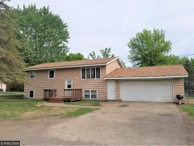 Mille Lacs County Single Family Home For Sale: 1002 10th Street N